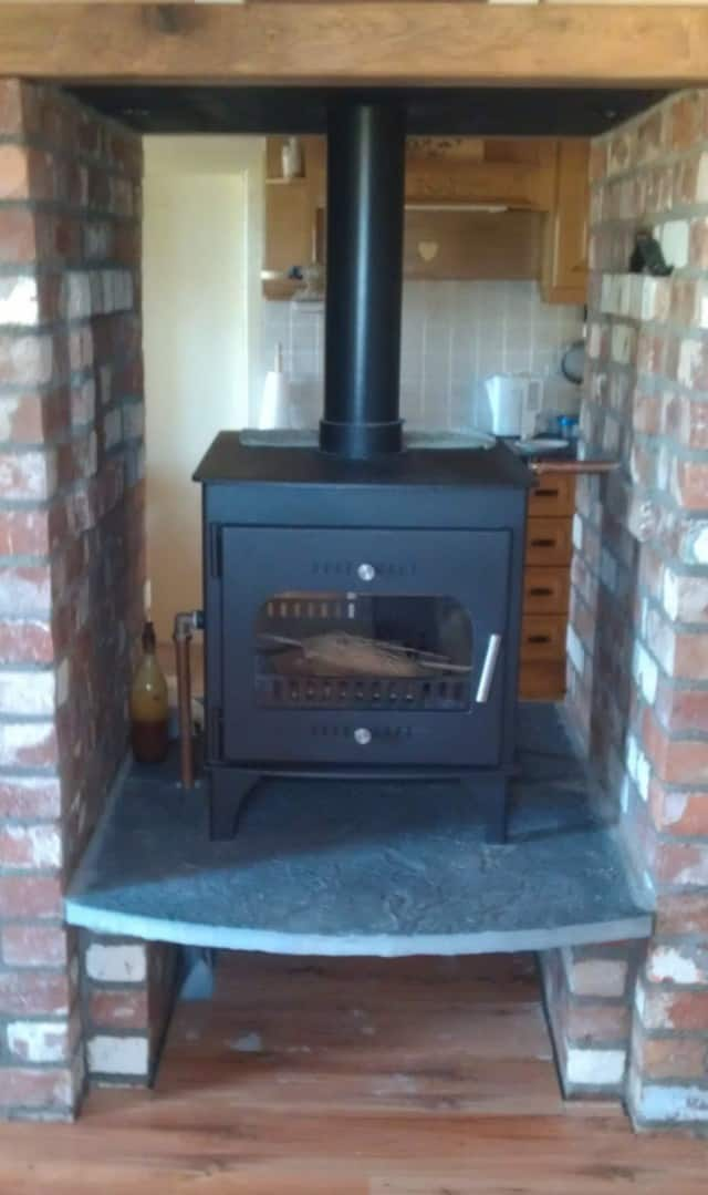 Stove Hearths Amp Fireplaces Liscannor Flagstone Quarries