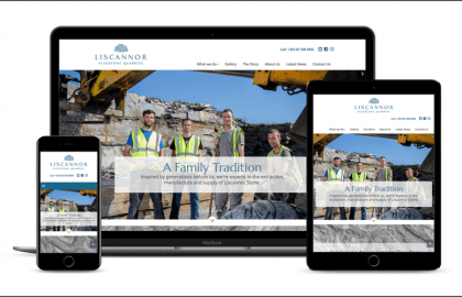 New Liscannor Flagstone Quarries website goes live